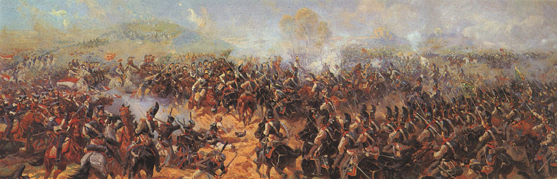 Battle of Borodino, 1812